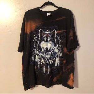 Other - Wolf T shirt